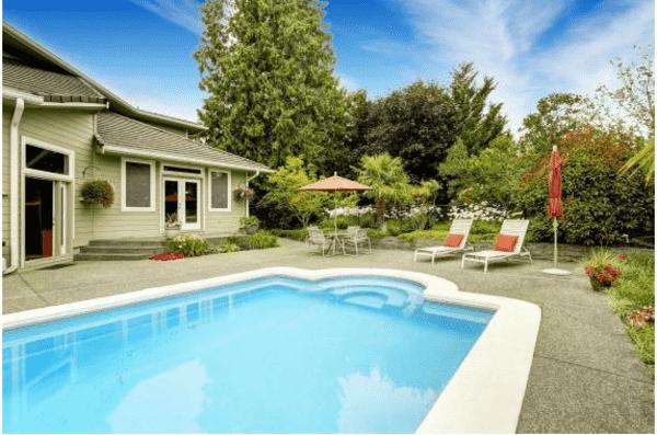 Comment optimiser l'emplacement d'une piscine?