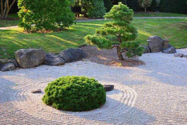 Créer un jardin zen pour un espace vert tranquille