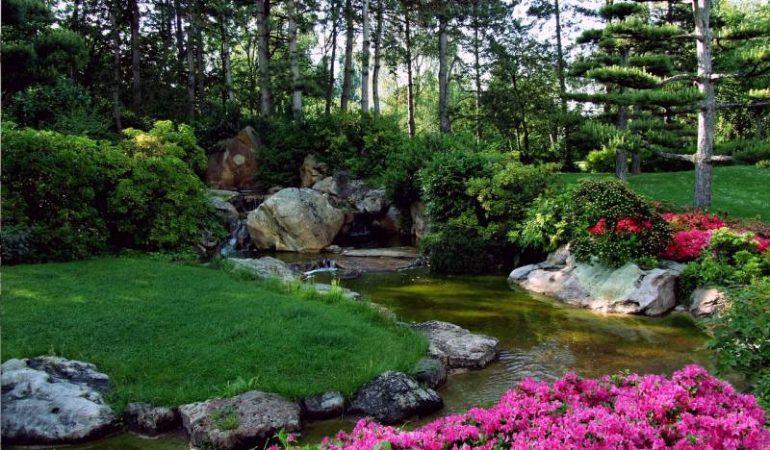 Comment aménager un jardin paysager sans entretien?